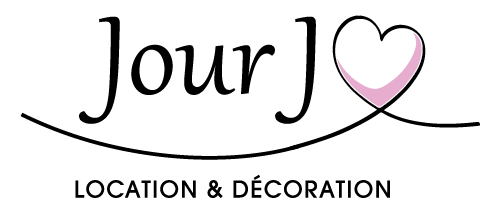 logo jour j location decoration